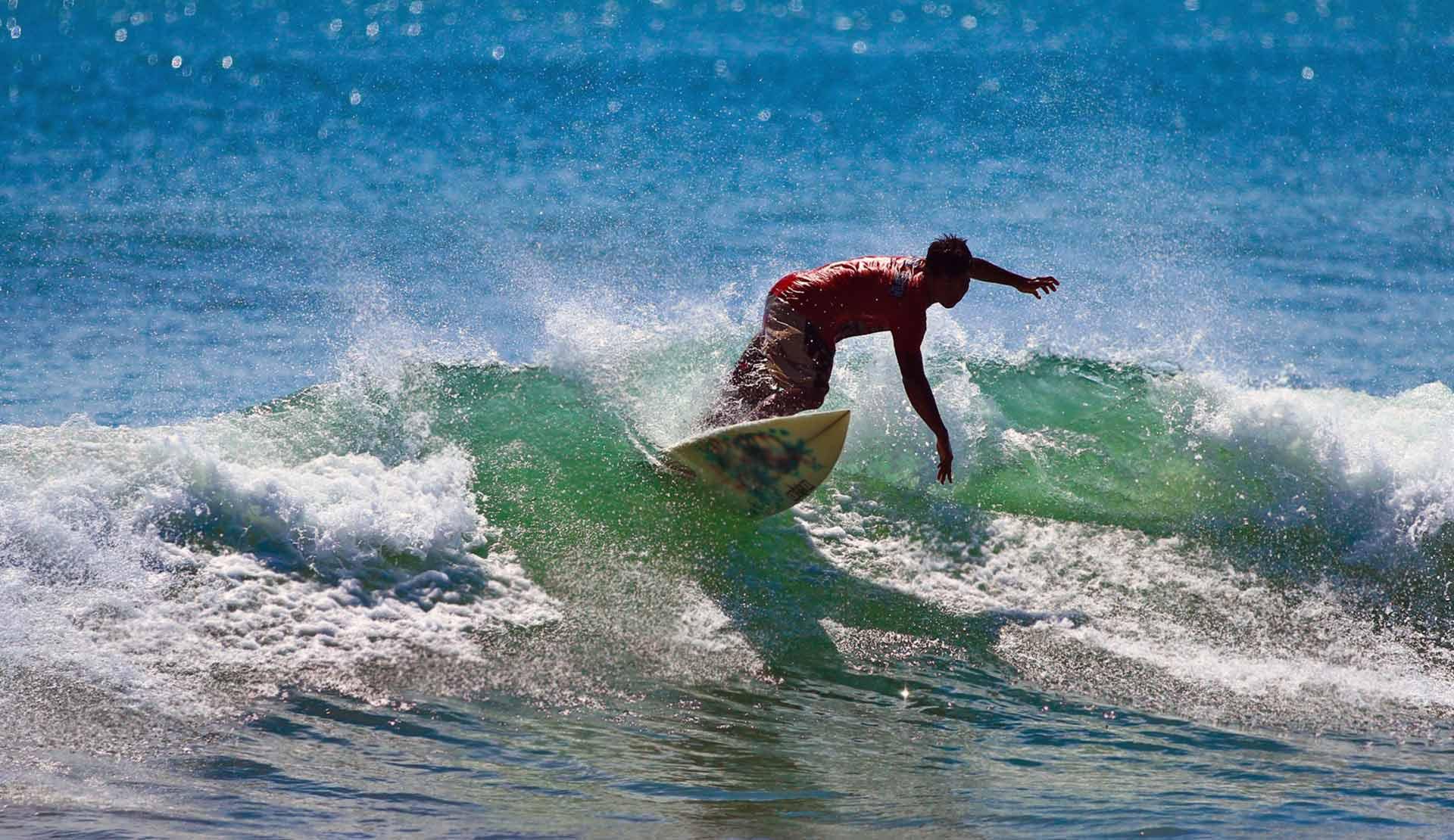 Jericoacoara surfing