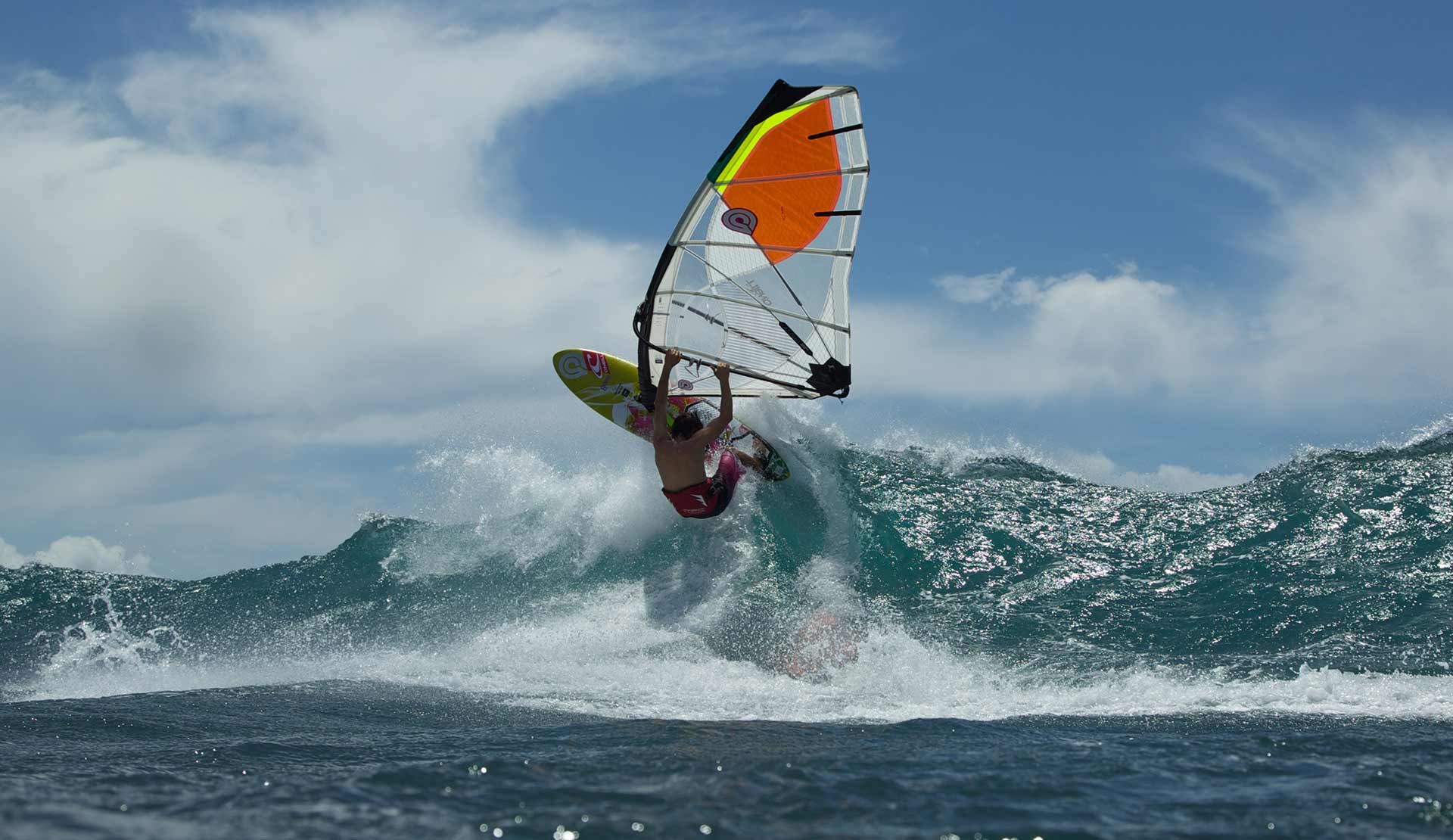 Jericoacoara windsurfing
